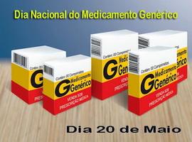 20Maio-Dia Nacional do Medicamento Generico